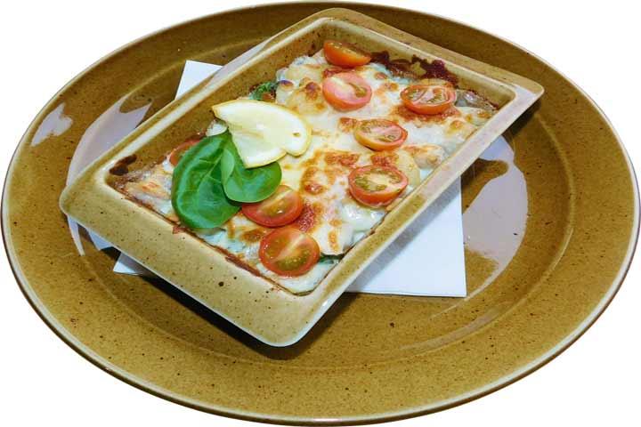 Spinach Gnocchi Wee