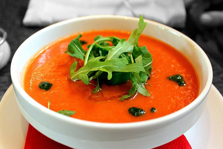 Super Delicious Tomato And Beetroot Soup
