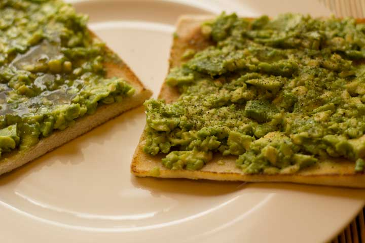 Super Healthy Avocado Toast