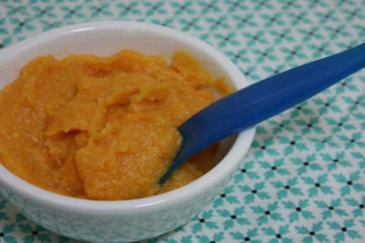 Sweet Veggie Puree