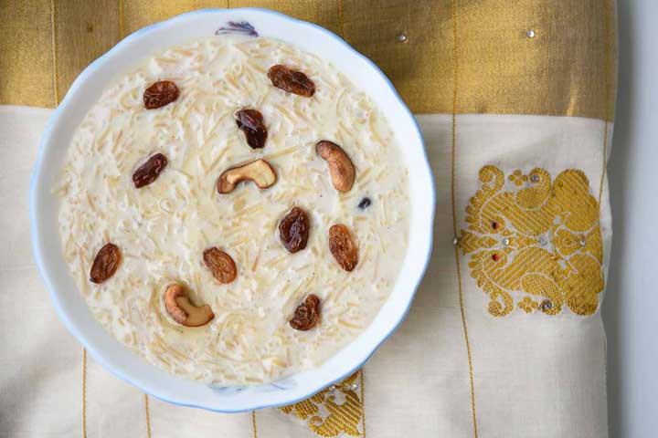 Sweet and Nutritious Oats Kheer