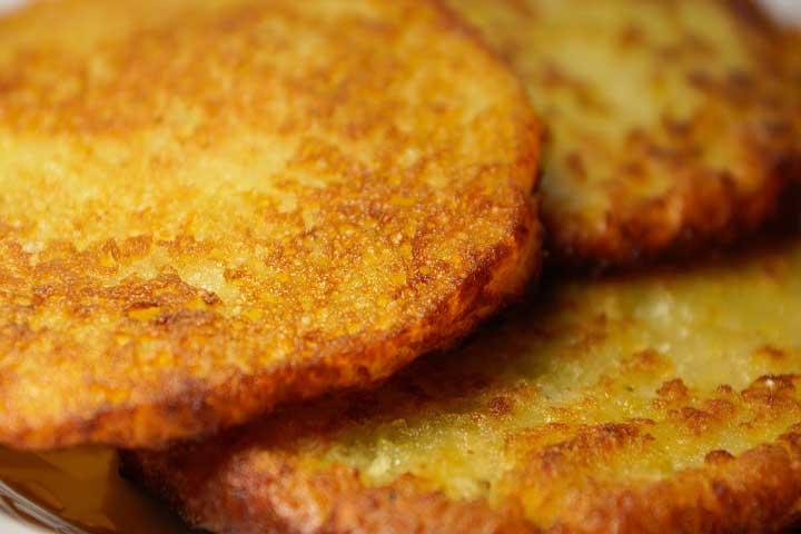 Sweet And Healthy Sweet Potato Pancakes