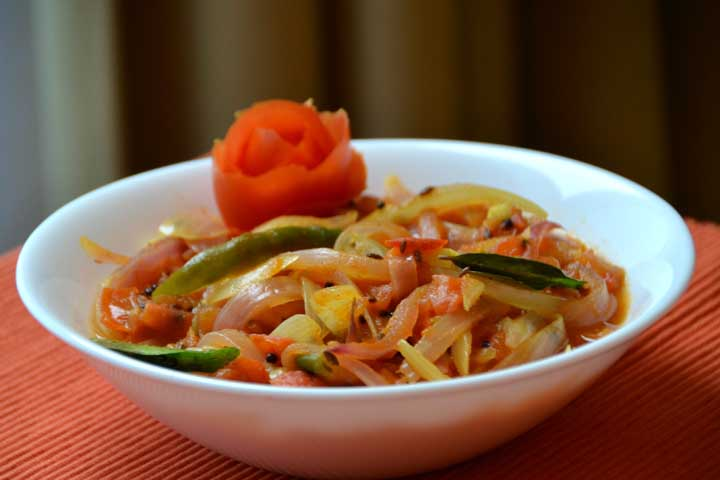 Tomato Bhaji