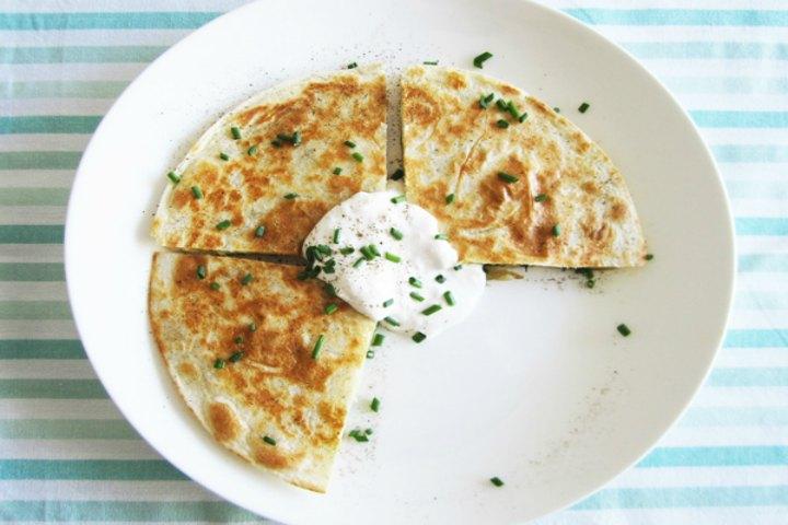 Tortilla Pierogies