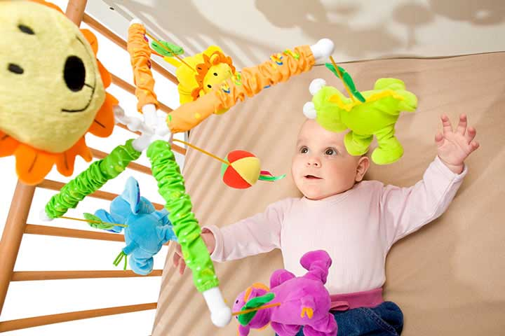 Your Baby's Obsession With His Toys Will Now Increase