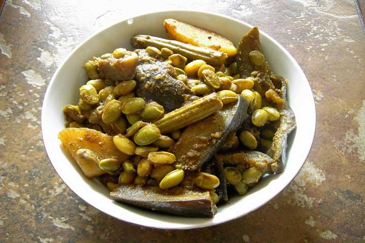 Vangyachi Bhaji