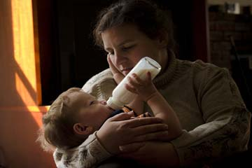 What Can Your Toddler Have Apart From Breastmilk?