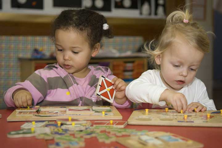 With Growing Logic Skills, Your Child Can Now Solve Simple Puzzles