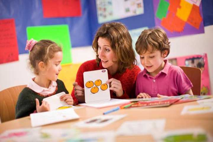 You Are Likely To See A Huge Improvement In Your Child's Language Skills Now