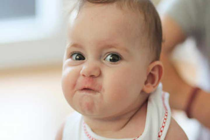 Your Baby Hates Angry Voices