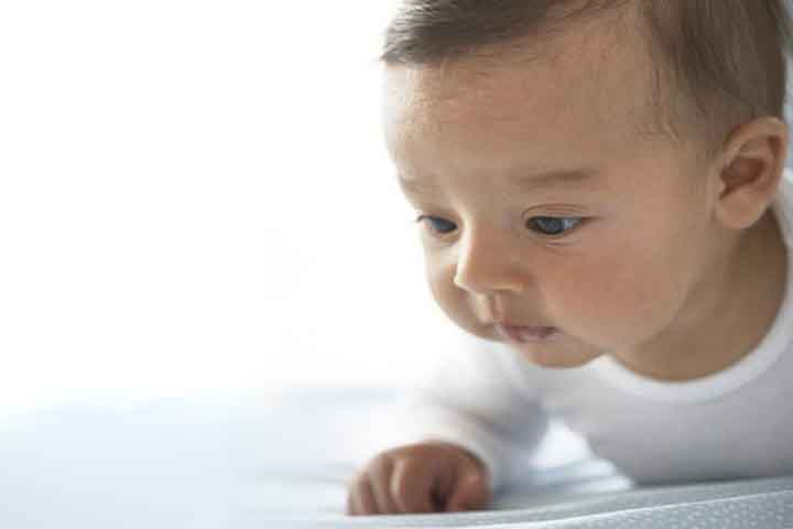 Your Baby's Head Movements Are Likely To Improve
