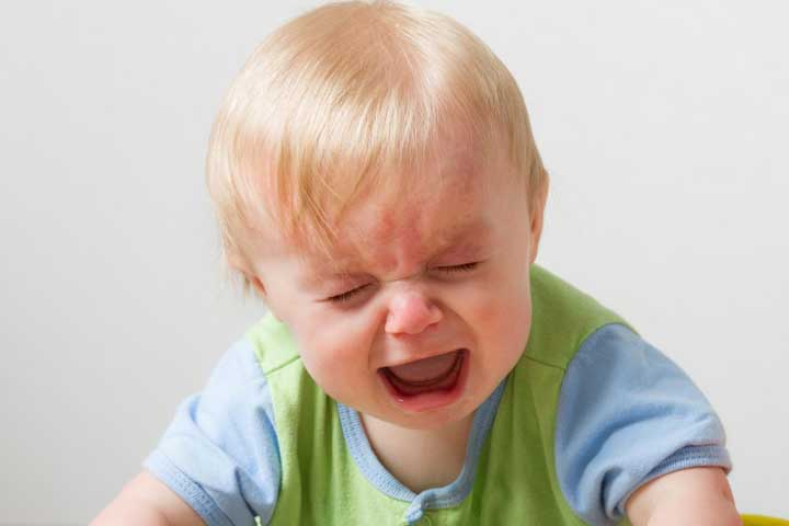 Your Baby Is Likely To Throw Temper Tantrums