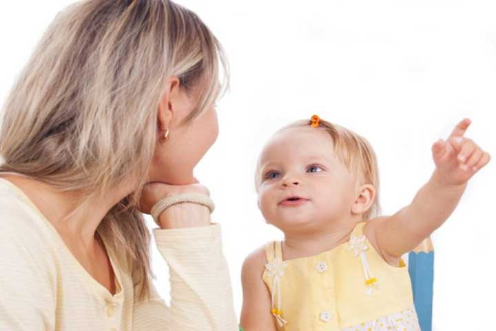 Your Baby Is Now Becoming More Social
