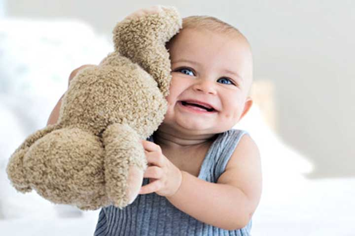 Your Baby Will Give You The Toy She Is Holding If Asked For It
