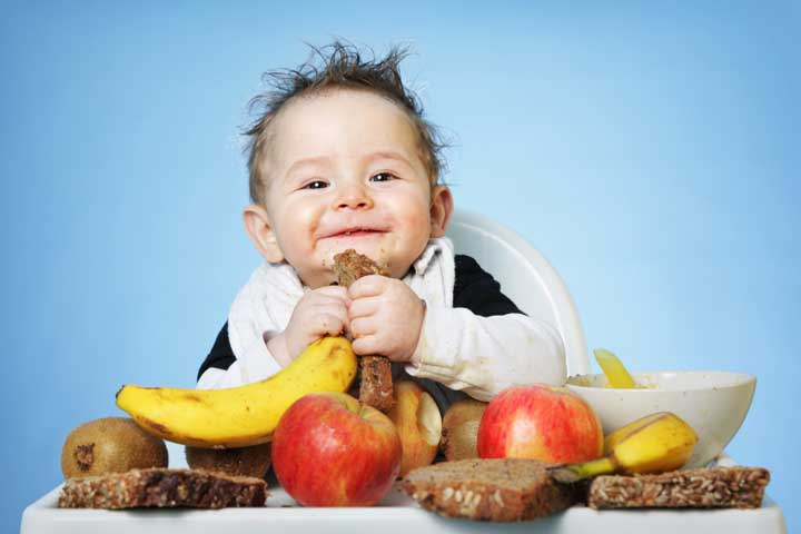 Your Baby's First Eating Experience Is About To Begin