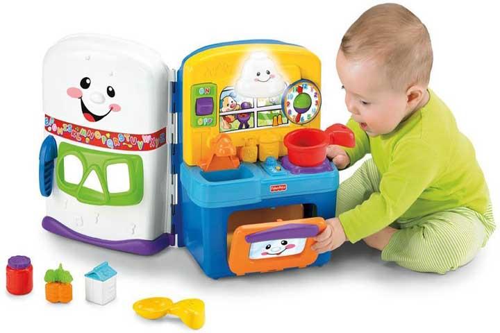Your Bundle Of Joy Prefers Toys That Make Noise