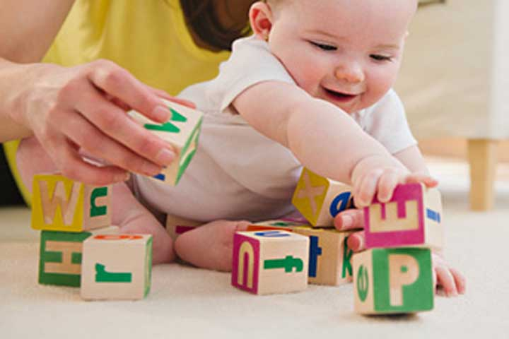 Your Child Can Grasp Things Between Thumb And Forefinger