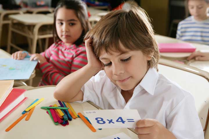 Your Child Can Now Add, Subtract, Multiply And Divide