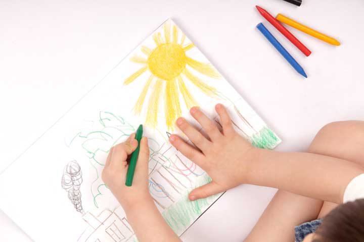 Your Child Can Now Draw with Better Control & Precision