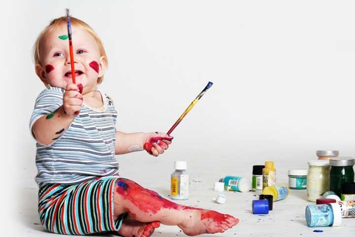 Your Child Can Now Expand Sensory Exploration Through Art Materials