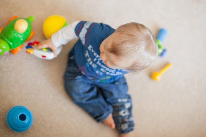 Your Child Can Now Pick Up Toys And Do Little Clean Ups Too