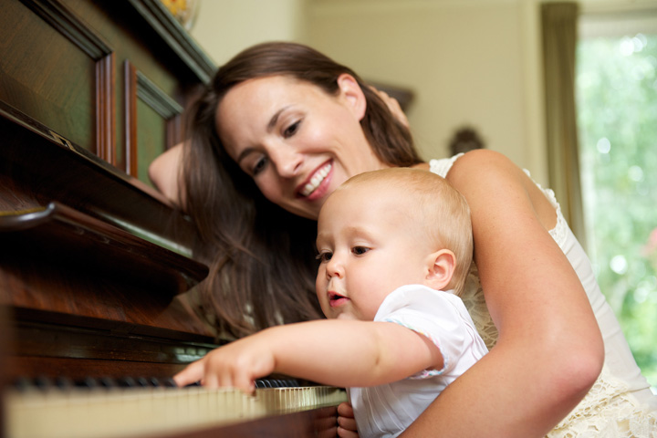 Your Child Can Now Respond More To Music