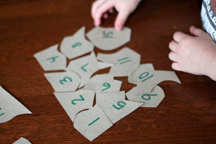Your Child Can Now Sequence Numbers