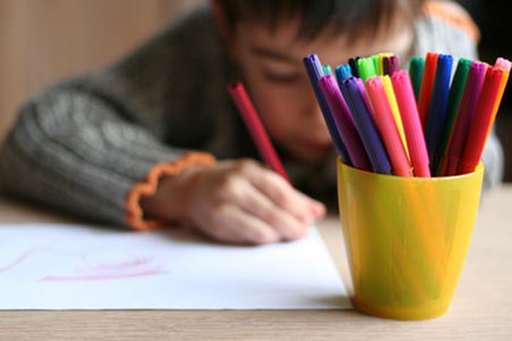 Your Child Can Possibly Draw Detailed Pictures With Recognizable Objects