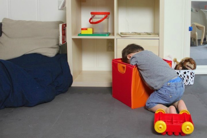 Your Child Can Tell Which Container Has More Toys And Which Less
