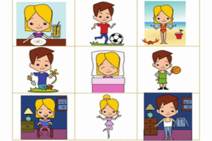 Your Child Is Able To Sequence The Activities Based On The Time Of The Day It Is Done