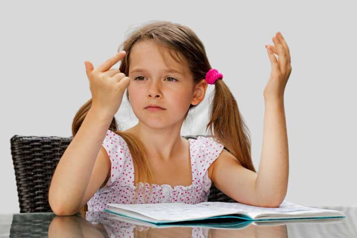 Your Child Is Likely To Develop Mental Counting Strategies