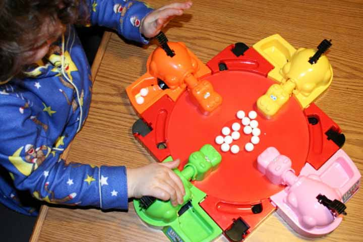 Your Child Is Likely To Enjoy Simple Board Games