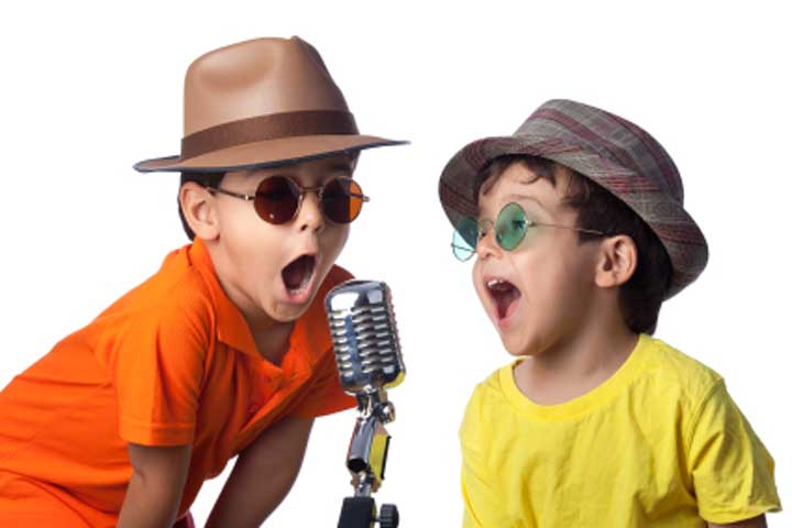 Your Child Is Likely To Enjoy Singing With Others