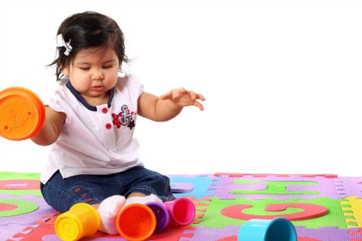 Your Child Is Likely To Observe The Object As It Falls To The Ground