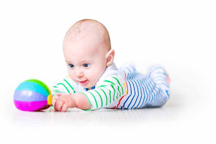 Your Child Is Likely To Spot And Watch A Moving Object