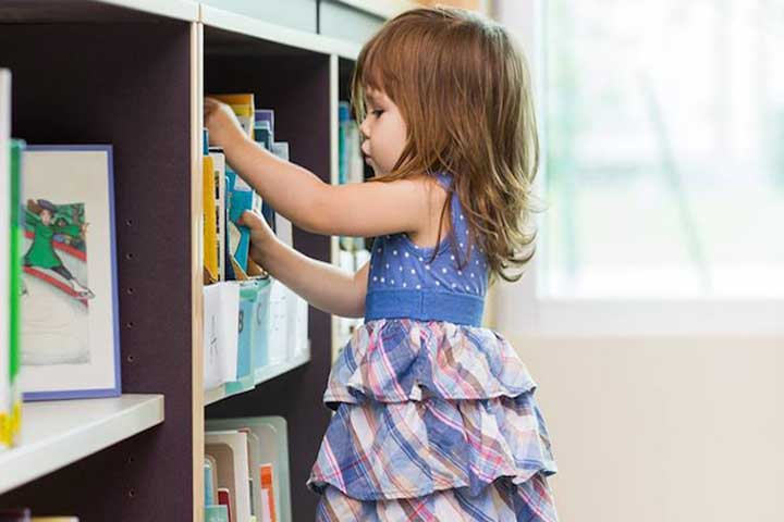 Your Child Is Now Able To Put Things Into Places They Belong