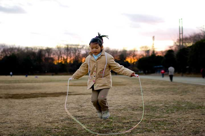 Your Child Is Now Eligible To Play Catch & Jump Rope