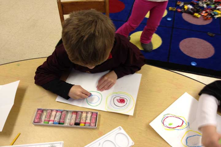 Your Child Is Now Likely To Copy A Circle