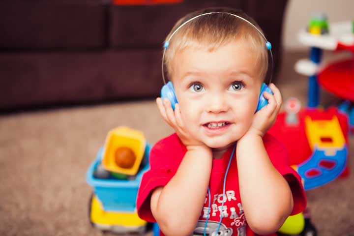 Your Child Is Now More Accustomed To Everyday Sounds