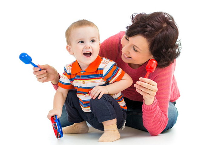 Your Child May Now Vocalize To Music