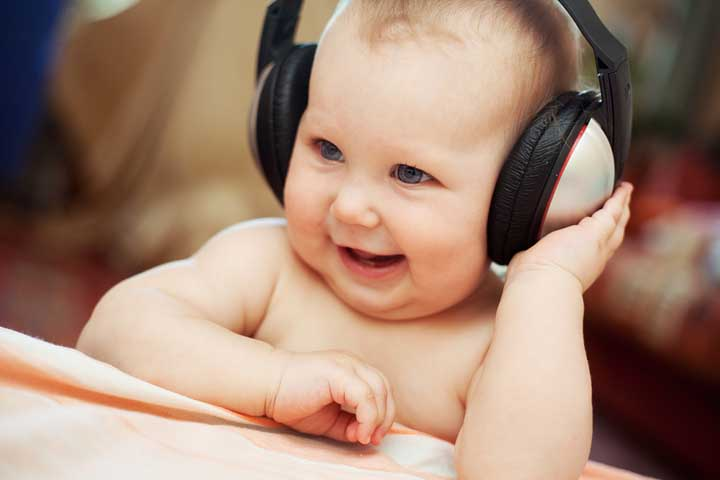 Your Child Now Attends To Music