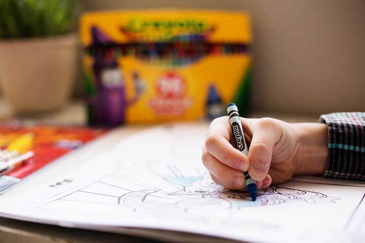 Your Child Now Begins To Draw Pictures Of Objects