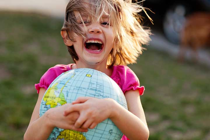 Your Child Now Has A Budding Sense Of Humor