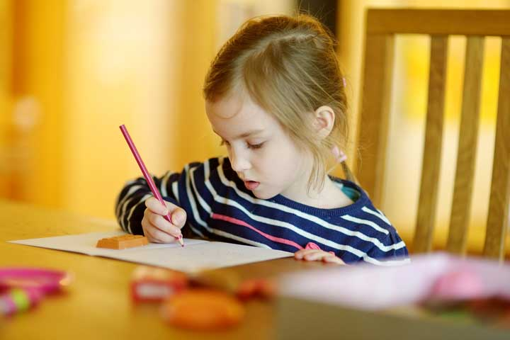 Your Child Will Be Capable Of Focusing On The Task On Hand And Avoid Distractions