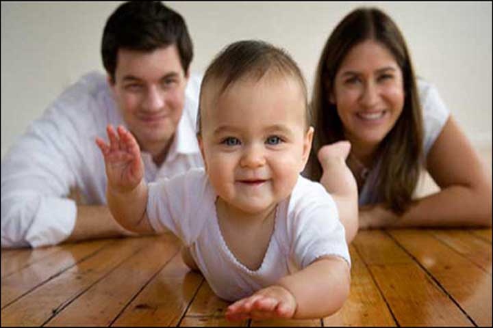 Your Child Will Begin To Recognize Names Of Family Members