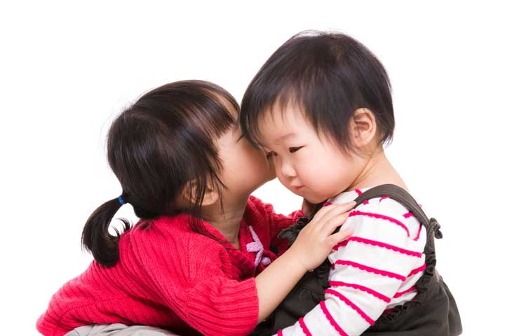 Your Child Will Gradually Start Noticing Others' Emotions Now