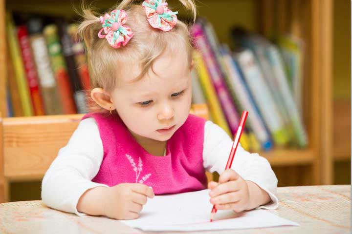 Your Child Will Now Be Able To Hold The Pencil With Right Grip