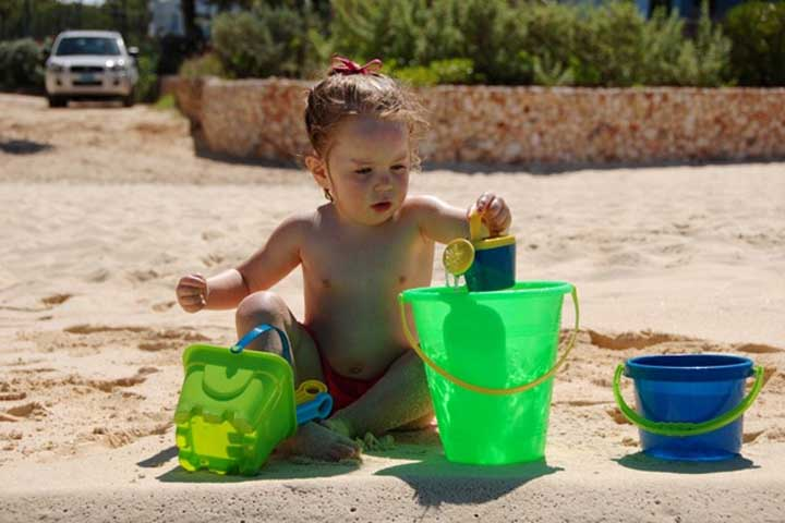 Your Child Will Now Love Water & Sand Play!