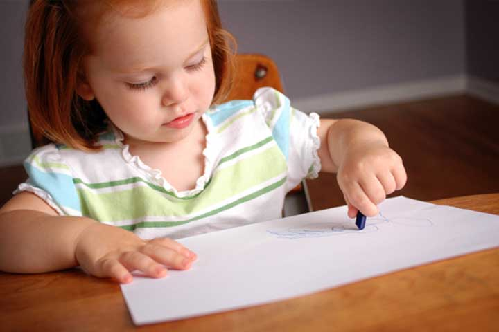 Your Child Will Start Having One Preferred Hand For Daily Tasks