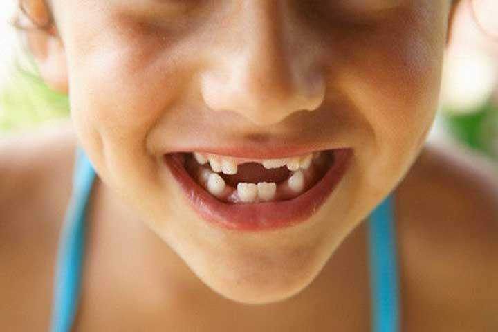 Your Child's Permanent Teeth Will Now Gradually Erupt